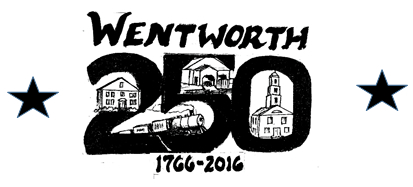 Wentworth 250th logo 2